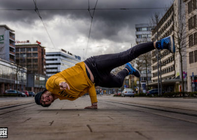 Gregor - Dance Photography by Sebastian Kuse - Photographer