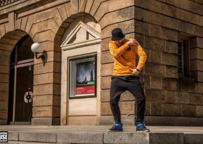Gregor - Dance Photography by Sebastian Kuse - Photographer