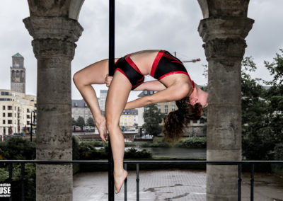 Hannah G. - Pole Sports Photography by Sebastian Kuse - Photographer