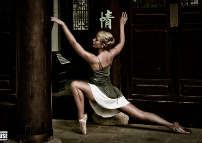 Kim - Dance Photography by Sebastian Kuse - Photographer