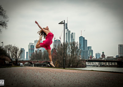 Hannah - Dance Photography by Sebastian Kuse - Photographer