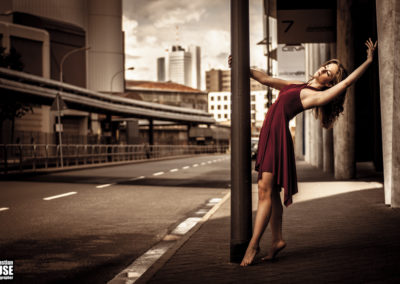 Ginger - Dance Photography by Sebastian Kuse - Photographer