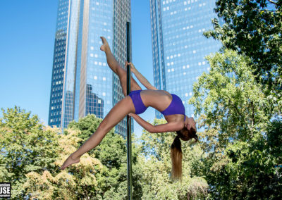 Sylvia - Pole Sports Photography by Sebastian Kuse - Photographer